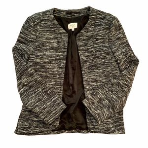 Wilfred Equis heather grey jacket size 6
